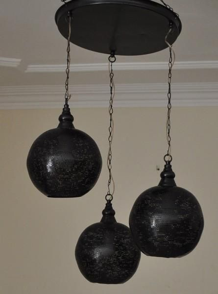 Moroccan Pendant Lamps 3 In 1