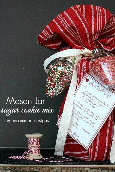 20 Perfect Mason Jar Gifts For Everyone On Your List