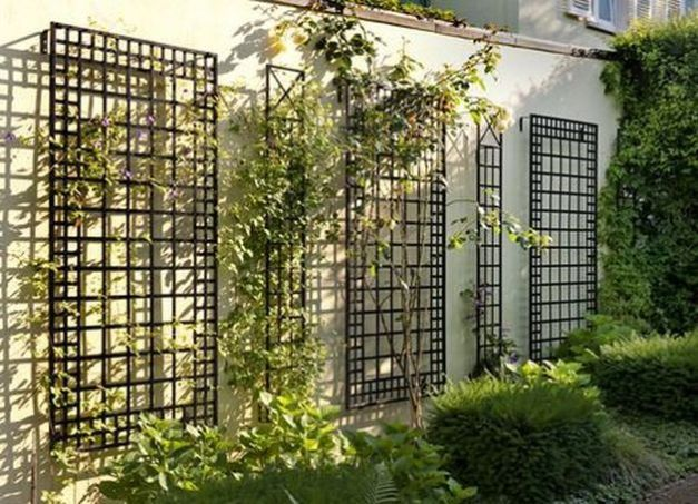 Modern Trellis Design For Beautiful Garden With Images
