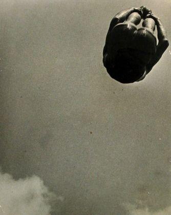 Dive (1935) by Aleksandr Rodchenko