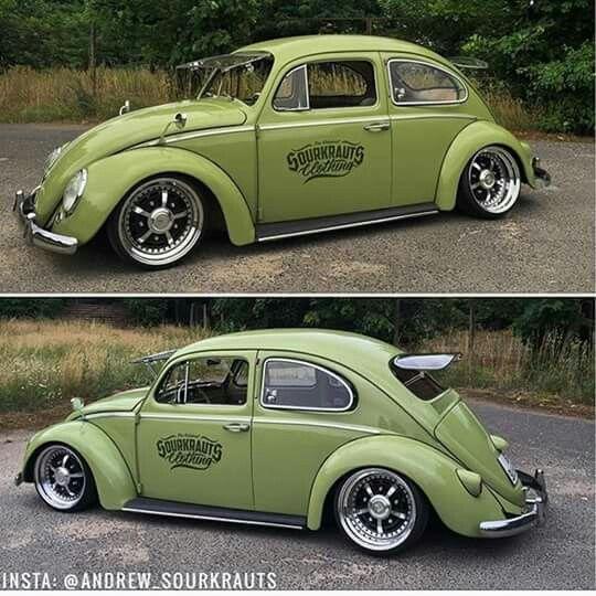 143 Best Old School VW's Images On Pinterest