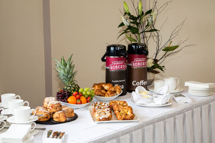Refreshments for all meetings and conferences