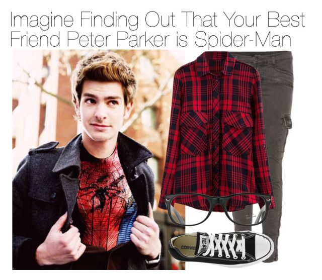 Imagine Finding Out That Your Best Friend Peter Parker Is