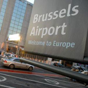 Brussel is ook via lucht gemakkelijk berijkbaar. Je bent snel met de bus of trein in het centrum van Brussel.