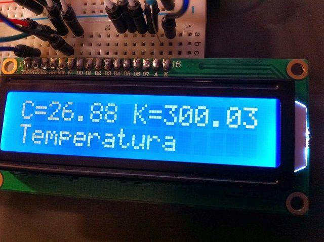 Tutorial Arduino en español en el que aprenderemos a crear un Termómetro de ambiente con una pantalla LCD y un Sensor de Temperatura.