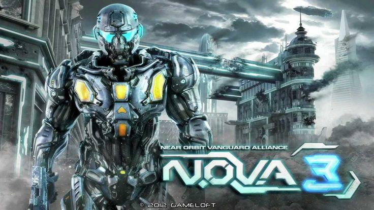 #app  http://networkinprogress.com/n-o-v-a-3-near-orbit-vanguard-alliance-review/ RECENSIONE!! PER L'OPINIONE COMPLETA PASSA SUL NOSTRO SITO (click in alto! )  A quasi 5 anni di distanza dalla sua nascita con N.O.V.A. Near Orbit Vanguard Alliance (17/12/2009) e dopo il secondo episodio della saga  N.O.V.A. 2: The Hero Rises Again (16/12/2010), Gameloft torna con N.O.V.A.3 a darci la carica pubblicando la terza emozionante parte di questo adrenalinico war game.
