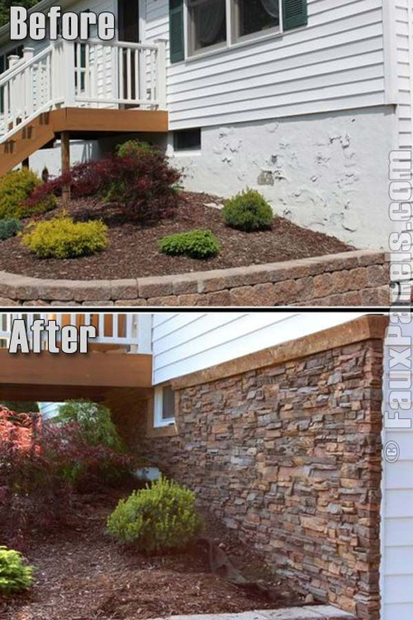25 Best Ideas About Home Exterior Makeover On Pinterest Brick Exterior Makeover Ranch