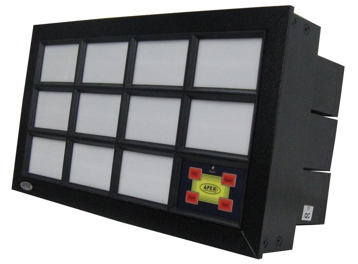 This is our 3 by 5 Annunciator Panel
