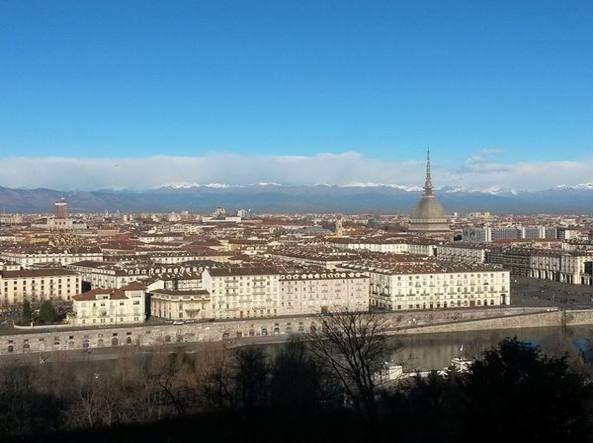 """#Torino, una delle città più calde il 4 gennaio ma anche una delle città in grande """"fermento"""" marketing!"""