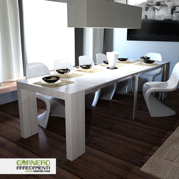 20 best tavoli allungabili accessibili images on pinterest | diy ... - Maison Du Monde Tavoli Allungabili