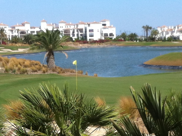 La Torre Golf Resort Murcia Spain, incredibly only £50 a round normally you could pay £100+ for a round of Golf on a 5 Star Resort !! Watch the video here http://www.murciagolfandleisure.org