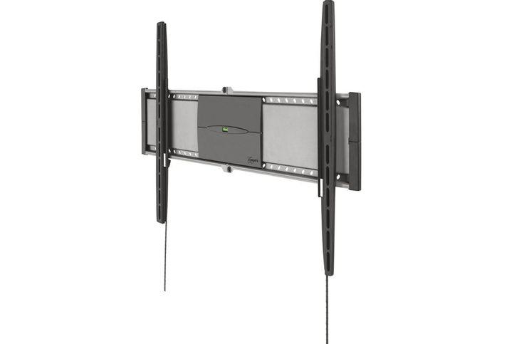 Vogels EFW8305  Description: Model EFW 8305 van Vogel?s SuperFlat? is geschikt voor flatscreens van 40 tot en met 80 inch. Er is slechts 2 centimeter afstand tussen de tv en de wand net voldoende voor ventilatie. Het slimme AutoLock houdt uw scherm stevig op zijn plaats. Houdt u er alstublieft rekening mee dat u speciale kabels nodig heeft met een haakse aansluiting. Het model EFW 8305 van Vogel?s SuperFlat? is voor de echte liefhebber van plat en compact. De steun is ruimtebesparend en…