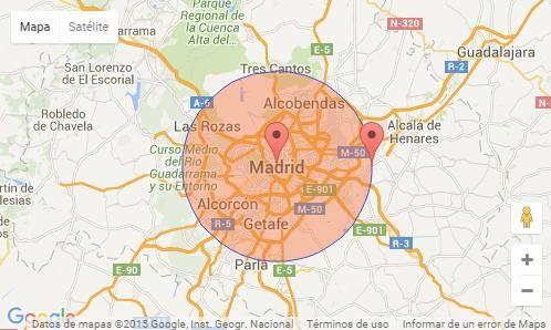 Este es el mejor servicio de mapas en España - http://mapszoom.com/es/ Ahora todo el mundo será capaz de calcular la distancia de las ciudades de miel del mundo en el mapa - http://mapszoom.com/es/distance.php Este sitio le ayudará a encontrar las coordenadas geográficas de cualquier localización en el mapa mundial - http://mapszoom.com/es/gps-coordinates.php así como se puede encontrar en cualquier parte del mapa del mundo en sus coordenadas geográficas.  mapas de servicio que le ayudará a…