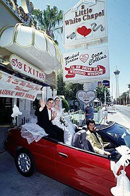 Little White Wedding Chapel, Las Vegas
