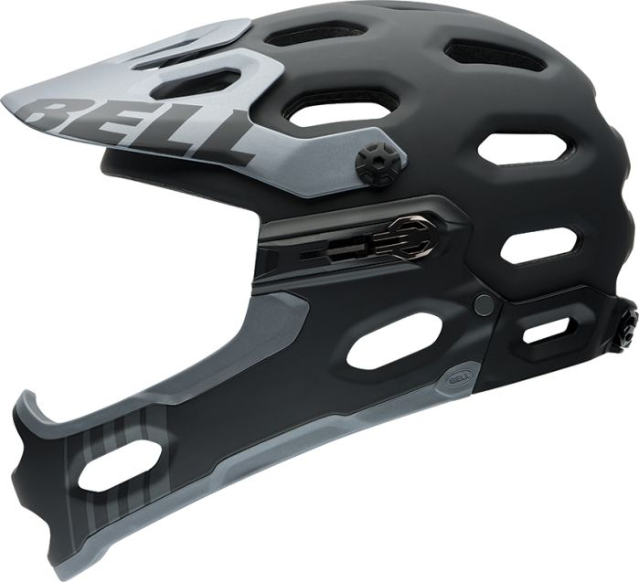 Bell Super 2R All-Mountain Bike Helmet