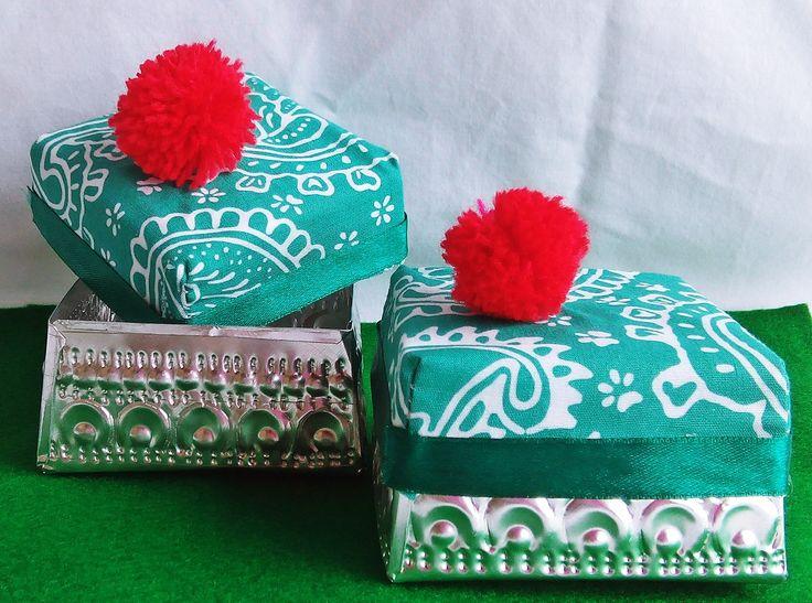 Xmas Gift Box By Tan Living.