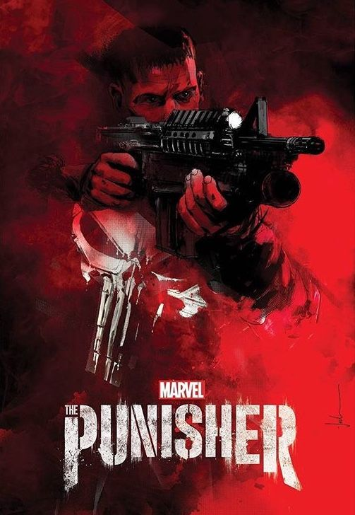 The Punisher/Frank Castle (Jon Bernthal/Marvel/Netflix)