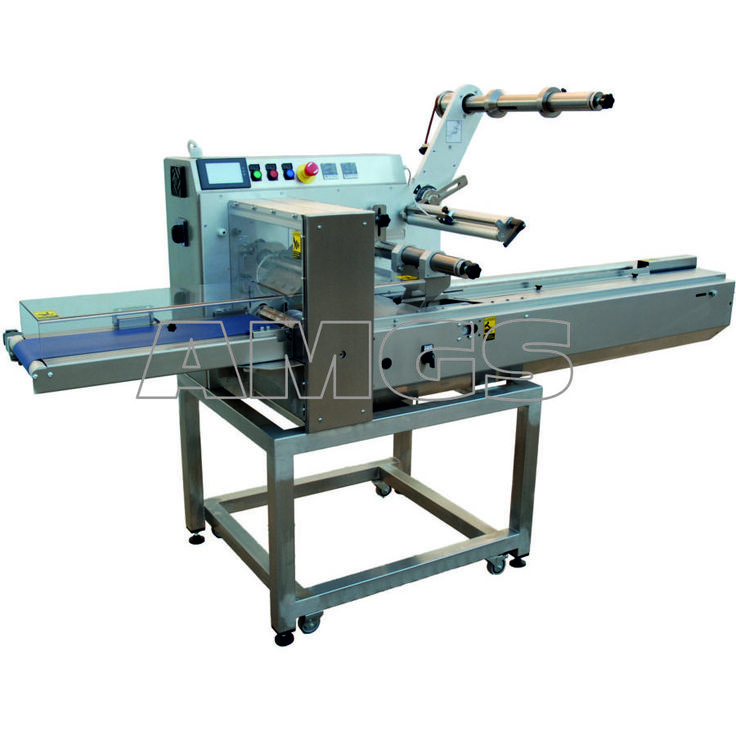 The most suitable package for your products with our flow pack machines. #flowpackmachines #packaging #packagingmachines #flowpack #macchineflowpack #confezionamento #macchineconfezionatrici #amgssas