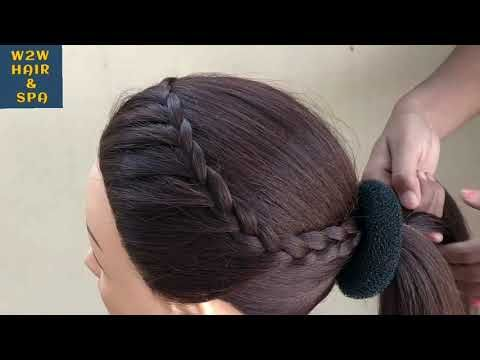 Quick Hair Style For Long Hair Youtube Long Hair Styles Quick Hairstyles Hair Styles