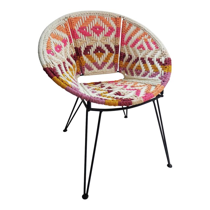 Dream Weaver Patio Chair Gelati - The Family Love Tree