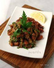Красная фасоль с чечевицей и красным рисом   Пошаговый рецепт с фото