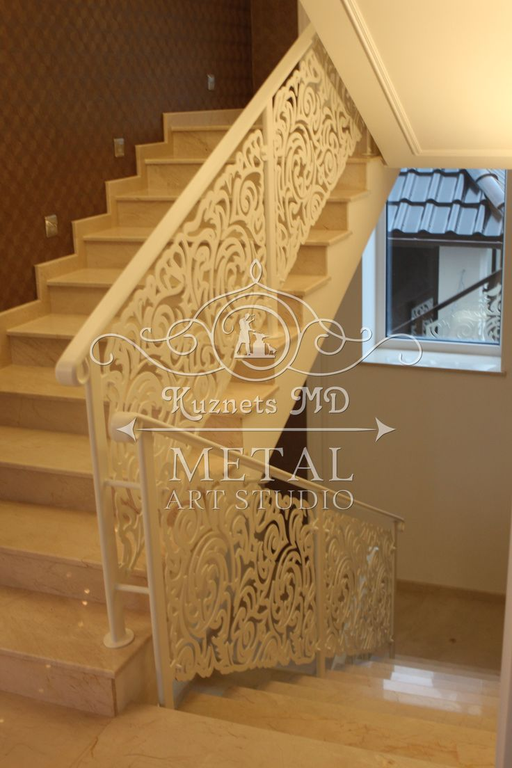 Plasma cutting. beautiful railings from Kuznets MD . /плазменная резка. красивые перила