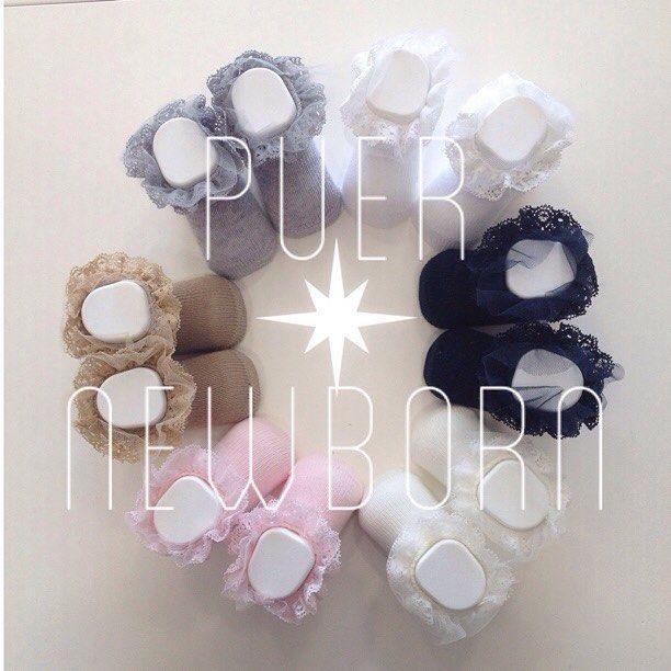 #puerloja#almada#babyfashion#ss2016#baby#socks#newborn#meias