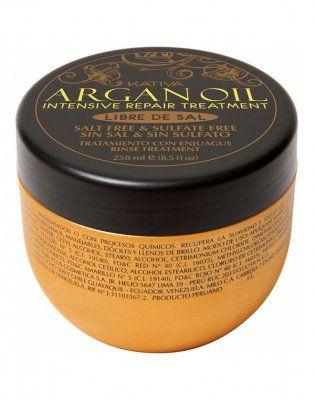 Маска для волос с маслом Арганы интенсивно восстанавливающая увлажняющая ARGAN OIL Kativa, 500 мл. от Kativa