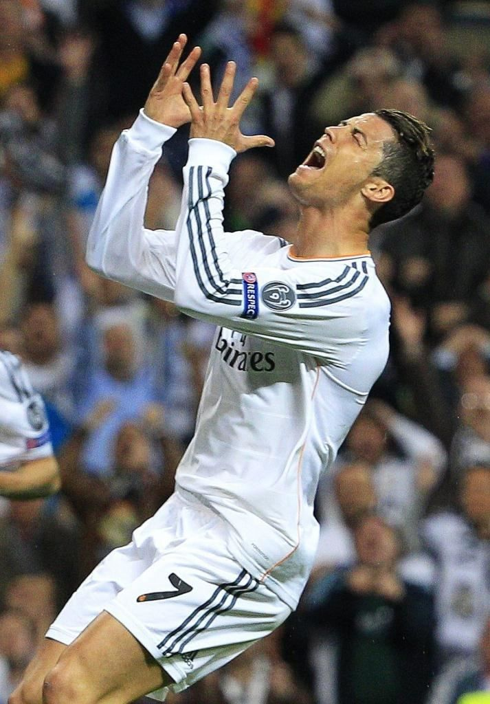 Liga dos Campeões: Real Madrid vs Bayern de Munique - 18 (© LUSA ALBERTO MARTIN)