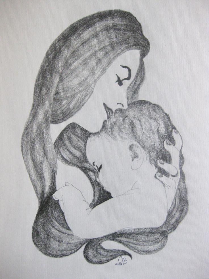 Maternità - Matita (2013)