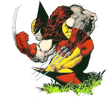 Wolverine by Sam Kieth