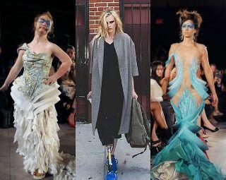 5 modelos que marcaron la diferencia en el #NuevaYork #FashionWeek