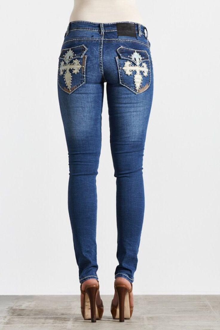 New London - Jeans - Nottingham Blue Denim