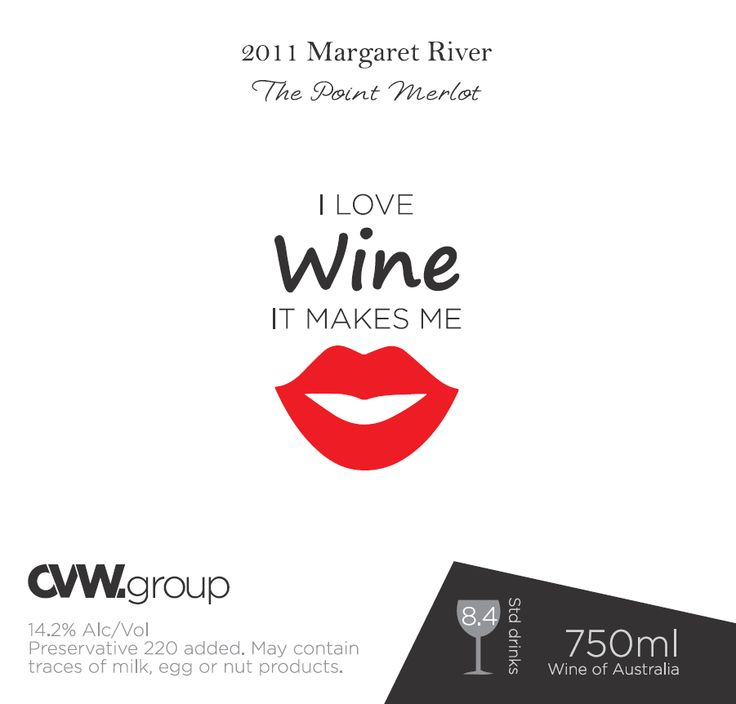 Wine label design - www.cvwcreative.com.au - 08 9219 1300