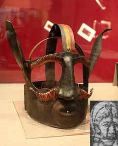 The scold's bridle was an instrument of punishment used primarily on women, as a form of torture and public humiliation. First recorded in Scotland in the 1500s, the device was used on women accused of such offenses as gossiping, nagging or witchcraft. #Renaissance #TortureDevice