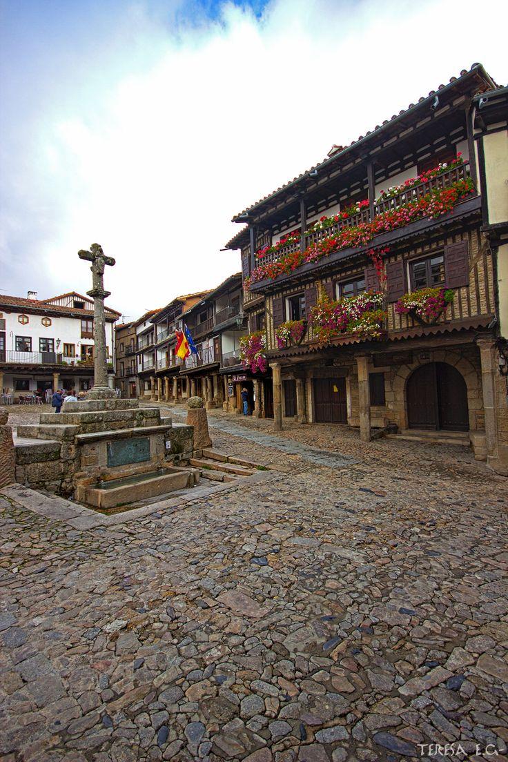 La Alberca, Salamanca, Spain