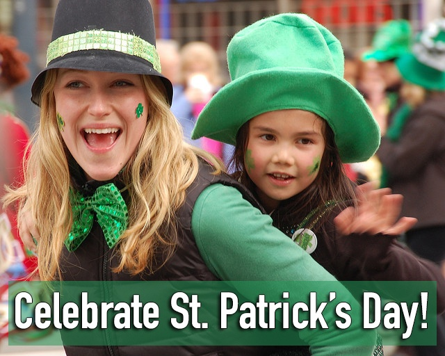 Celebrate St. Patrick's Day with these fantastic events happening in Vancouver, Surrey & Langley!