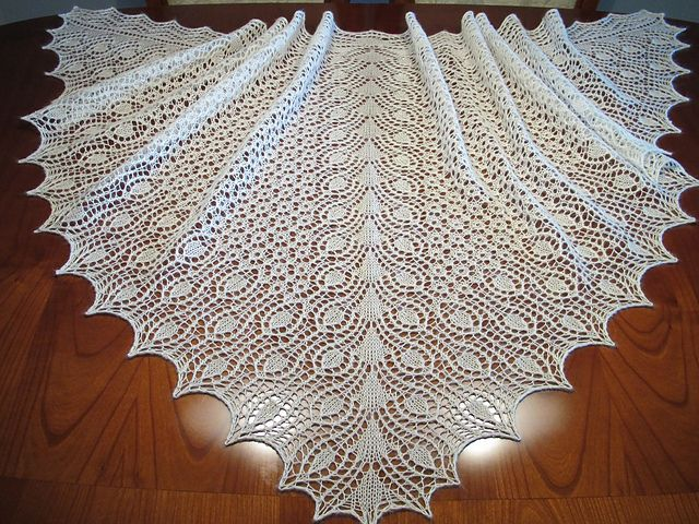 The 819 best Traditional knitted lace and new designs using lace ...