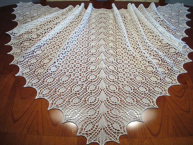 Free Pattern: Farandole by Corinne Ouillon