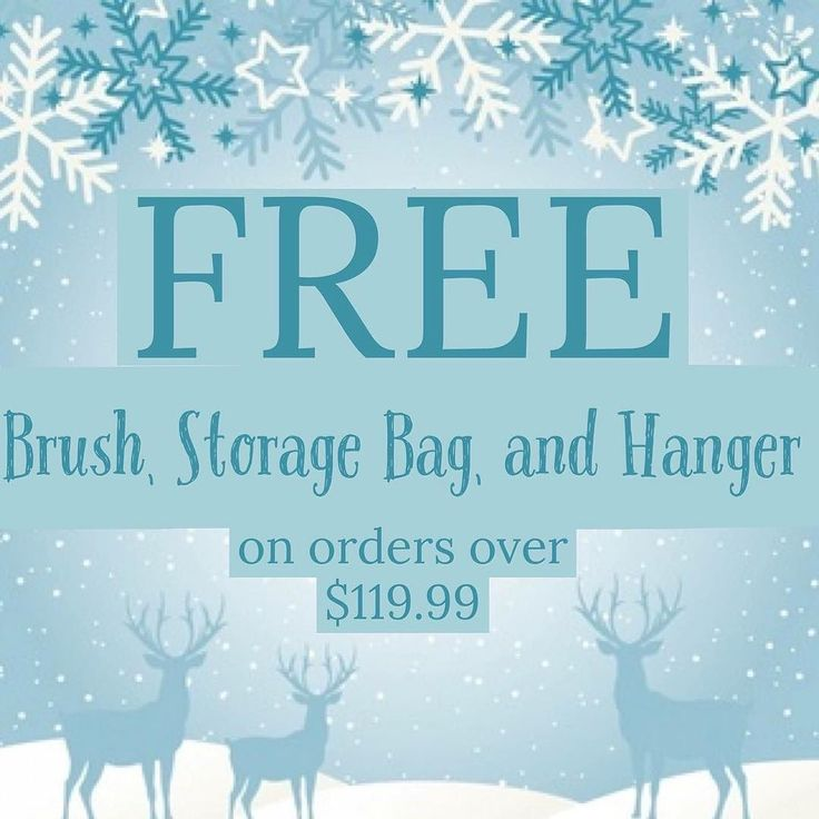 After a busy weekend It's time to sit back and relax and SHOP!  Queen C Cyber Monday sale is on now!  With every purchase of $119.99 or more you will receive a FREE FULL SIZE DETANGLER BRUSH STORAGE BAG AND HANGER. This one-of-a-kind deal is today only so get your shop on!