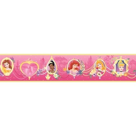 Frames Pink Wallpaper Border Dk5954bd Ellie S Room