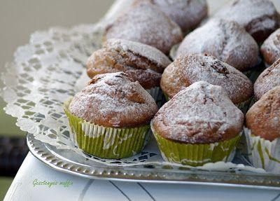 kreatív konyha: Gesztenyés muffin