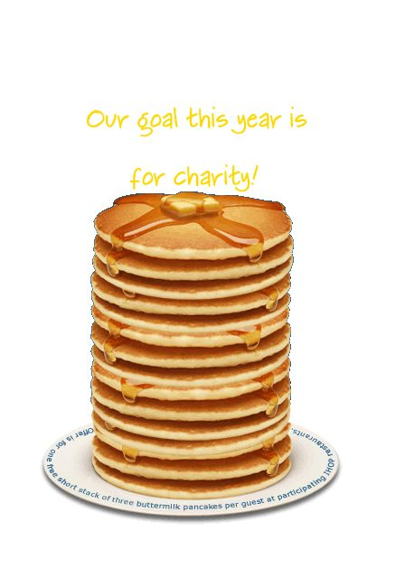 Free Pancakes at IHOP on March 3rd http://ginaskokopelli.com/free-pancakes-at-ihop-on-march-3rd/