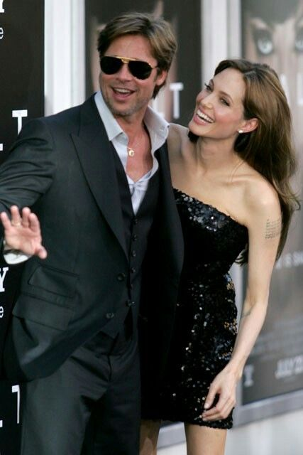 Just Brad and Angie