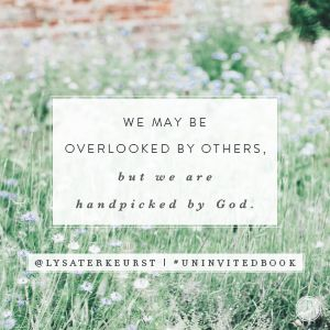 """People look at the outward appearance, but the LORD looks at the heart."" (1 Samuel 16:7b, NIV).  Click to read today's ""Encouragement for Today"" devotion."