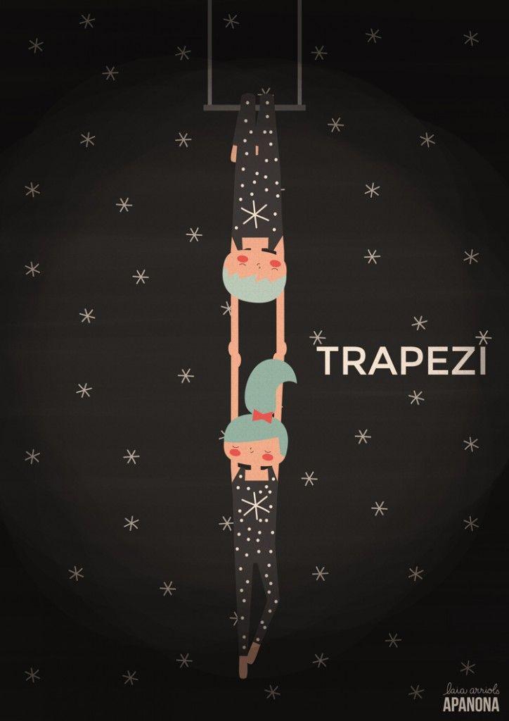 Trapezio by Apanona