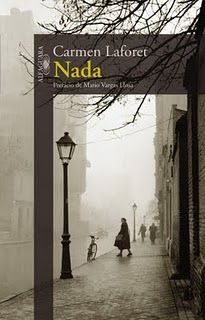 """Ficha de lectura de """"Nada"""" de Carmen Laforet, realizada por Marian Hernández García"""