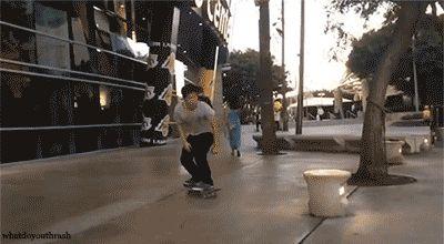The Art of Skateboarding