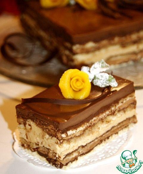 "Торт ""Мюзикл"" - кулинарный рецепт"