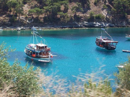 Secret port near Toroni. #Halkidiki #Sithonia
